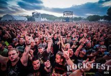 Rock Fest Barcelona Can Zam Santa Coloma