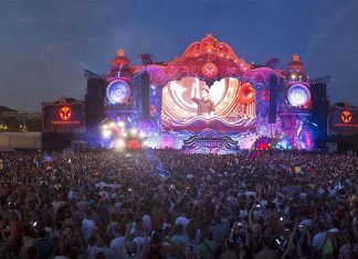 Unite With Tomorrowland Can Zam