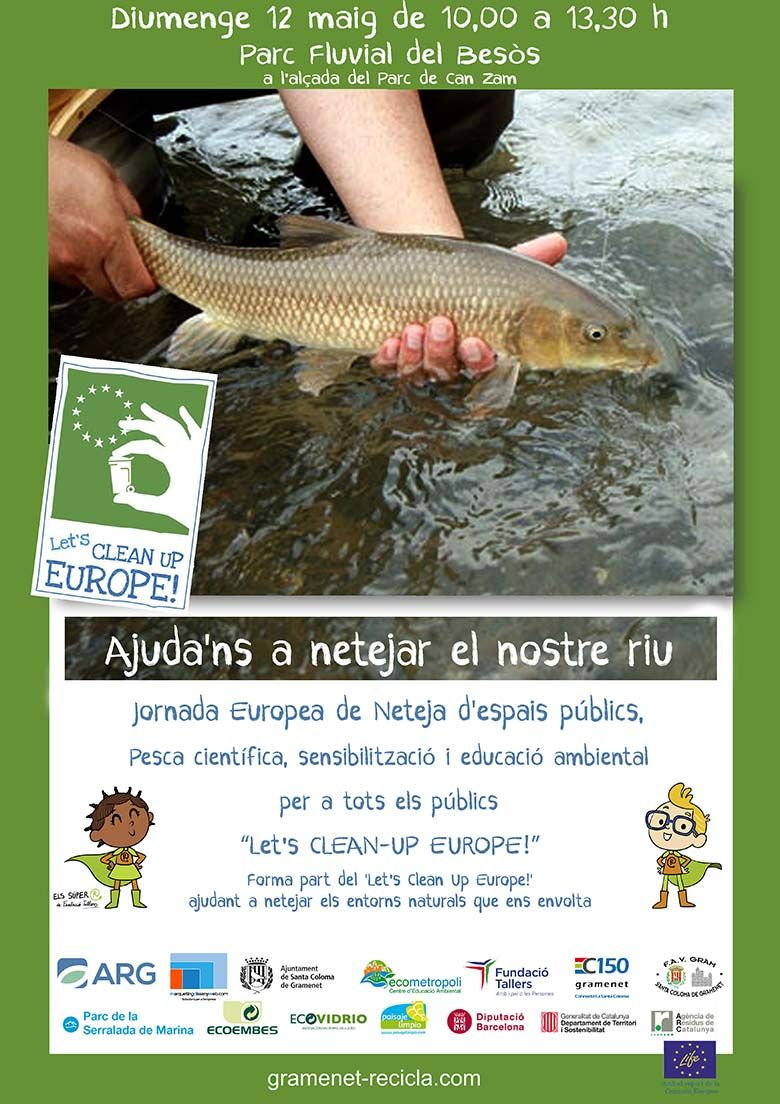 Let's Clean Up Santa Coloma de Gramenet